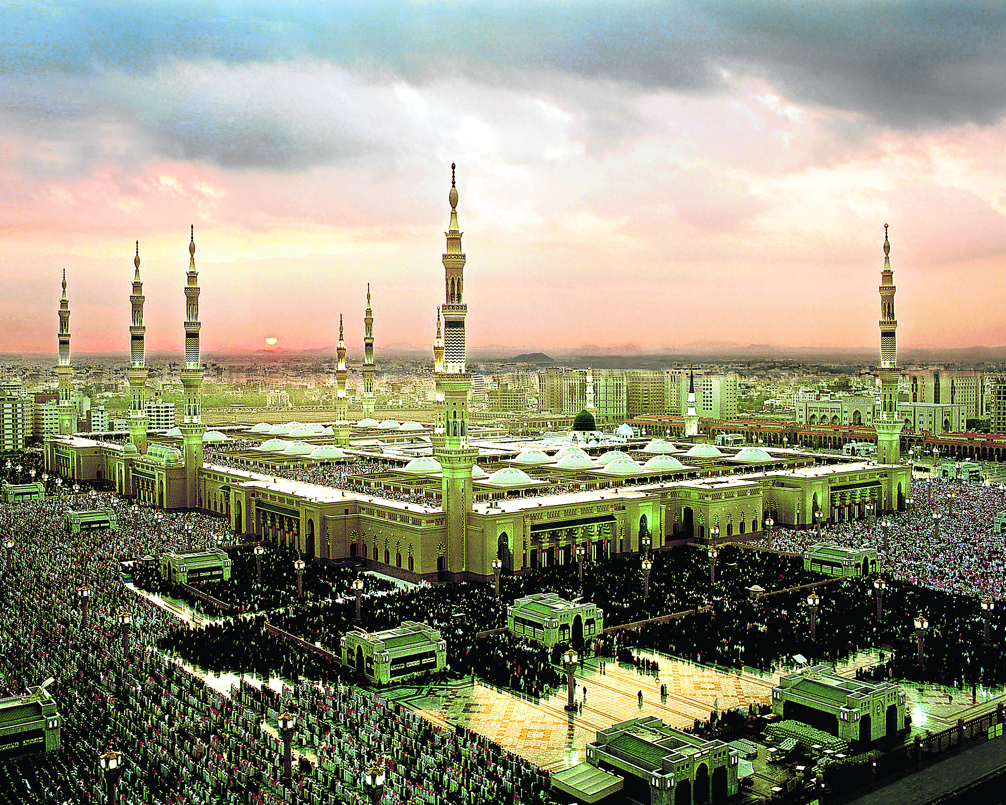 Medina, foto de Omer Faruk Aksoy