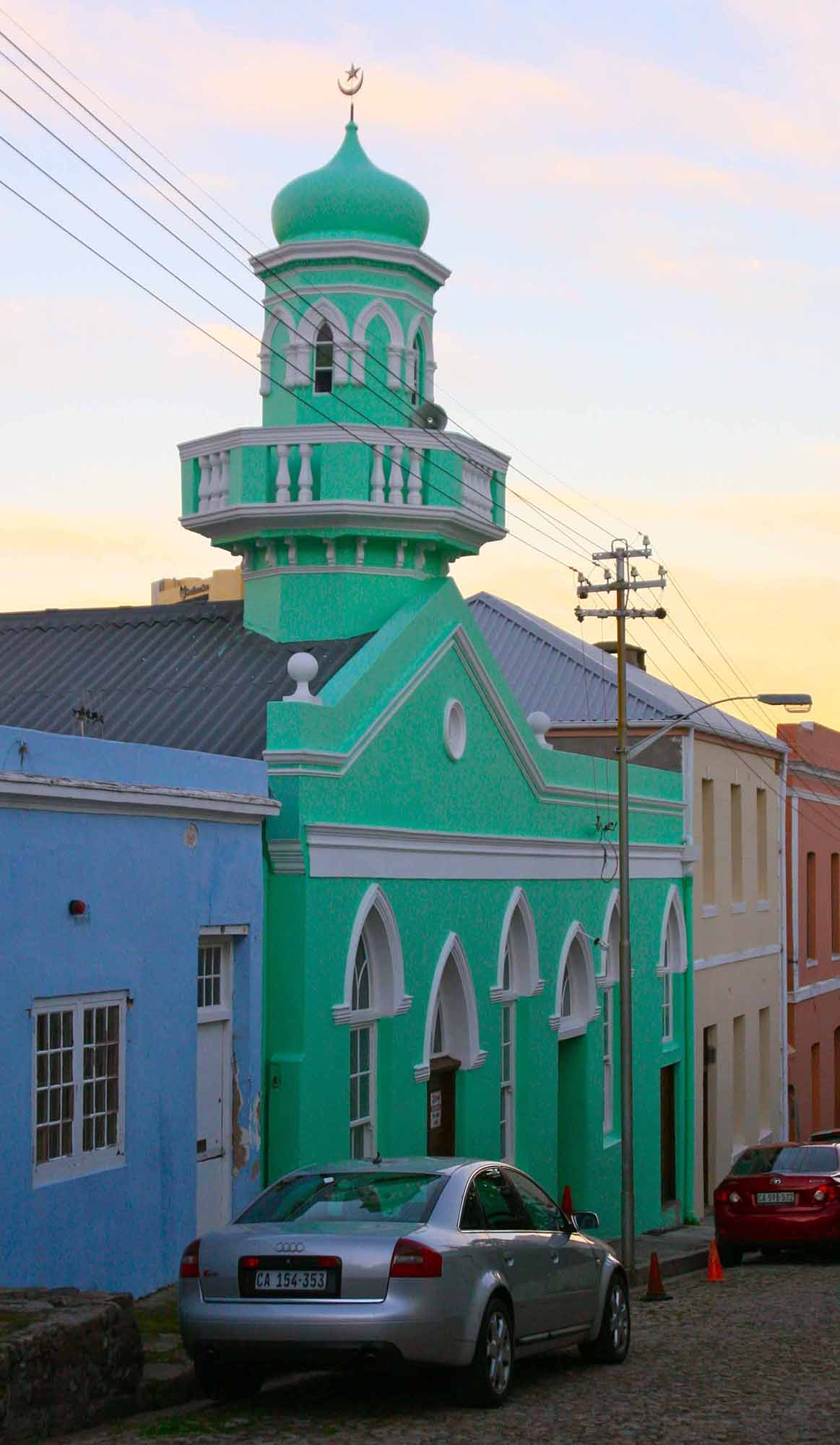 Mezquita del Boo-Kap, Ciudad del Cabo
