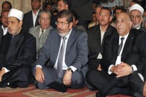 Mursi, Al-Azhar y los bonos del estado.