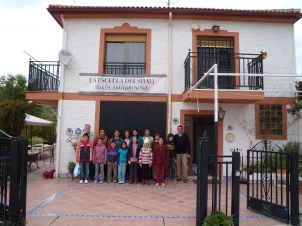Antigua Escuela del Sheij en Granada