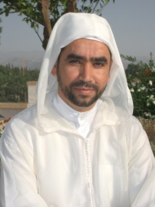 Sheij Muhammad Al Kassbi - Imam Jatib de la Mezquita Mayor de Granada