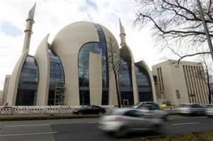 Mezquita central de la ciudad de Köln