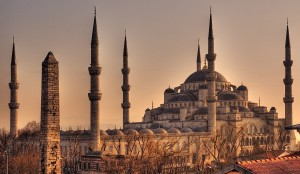 Mezquita del Sultán Ahmed, Estambul.