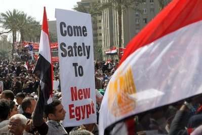 Egipto dividido