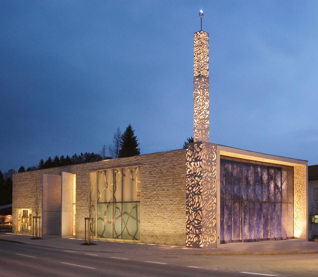 Mezquita de Penzberg, Alemania