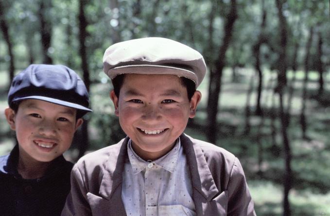 Niños Uigur