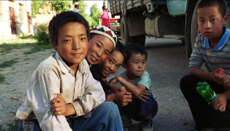 Los Uigures