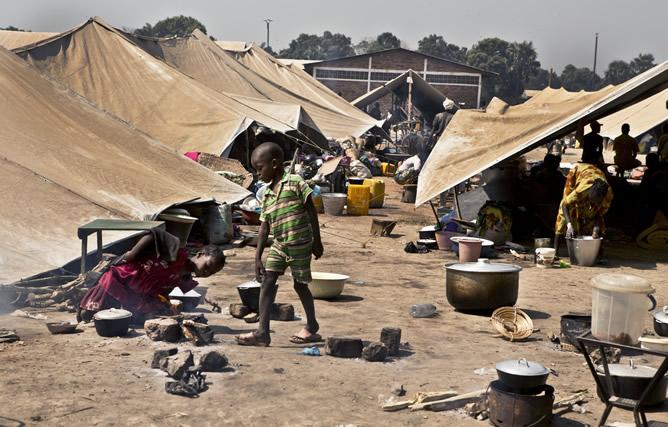 musulmanes en la República Centroafricana
