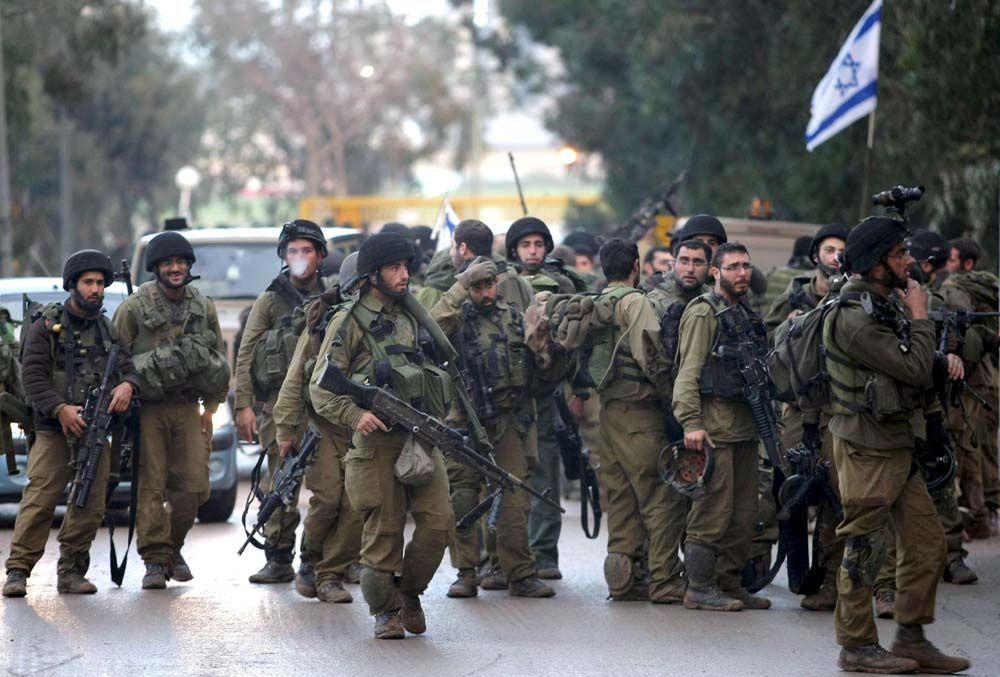 Tropas israelíes matan a dos adolescentes palestinos