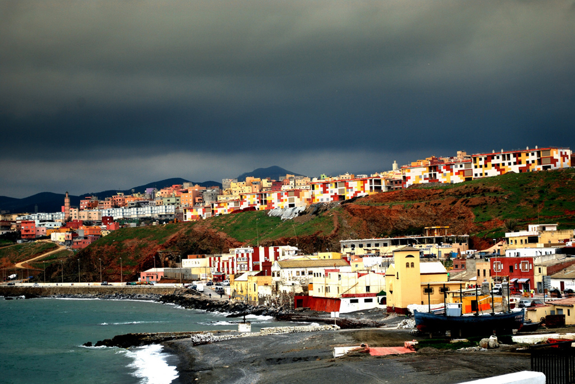 Barriada de El Príncipe, Ceuta