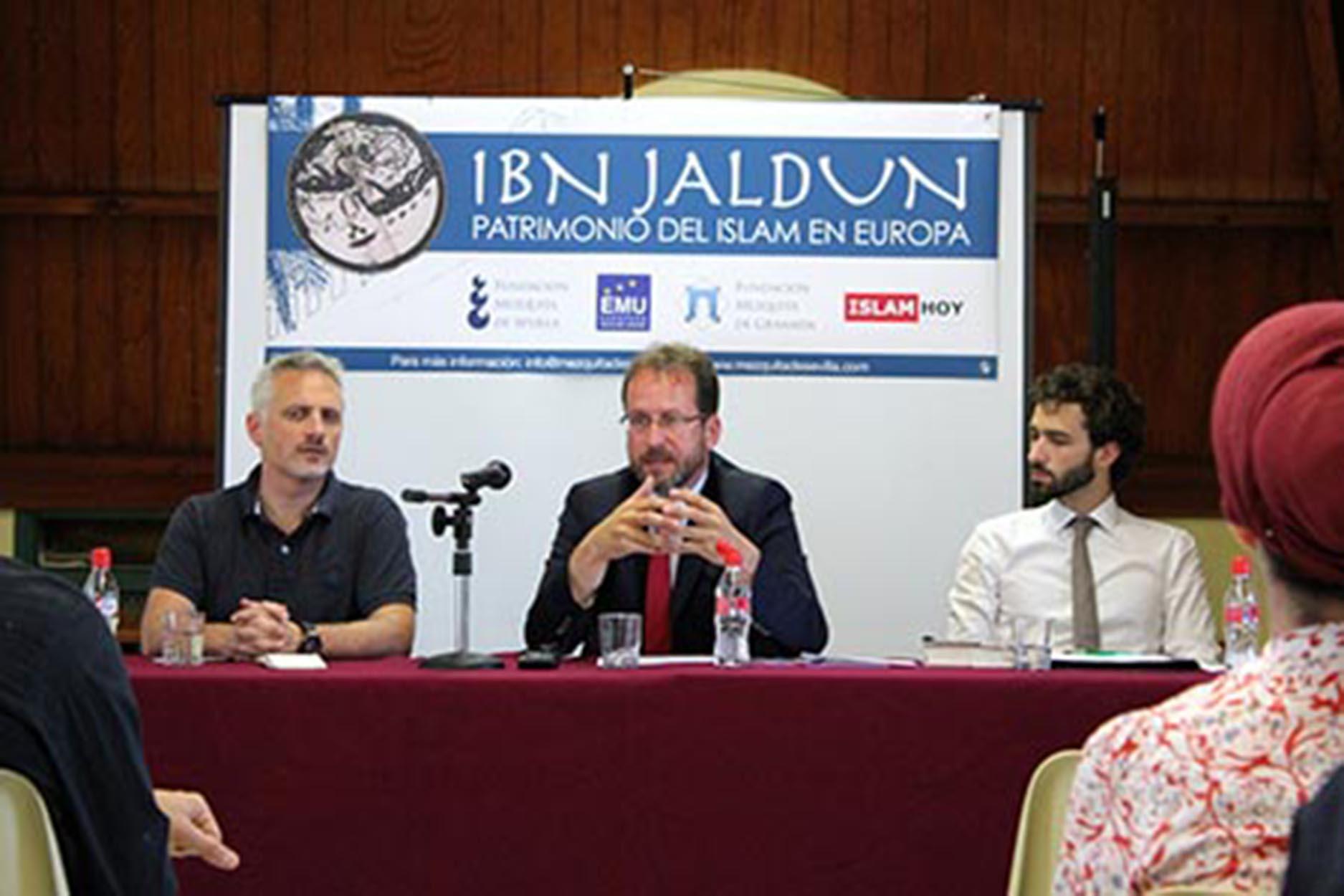 Conferencia de la EMU en Sevilla.
