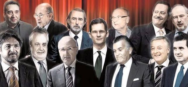 Corrupción España