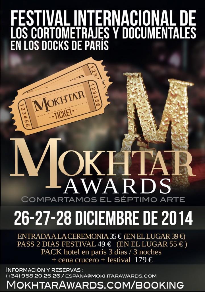 Mokhtar Awards 2014