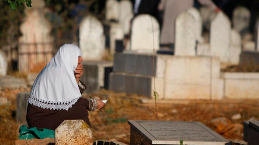 El cementerio musulmán de Griñón