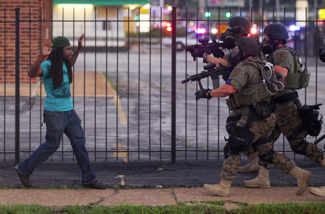 Los asesinatos a manos de la policía y las revueltas en Estados Unidos
