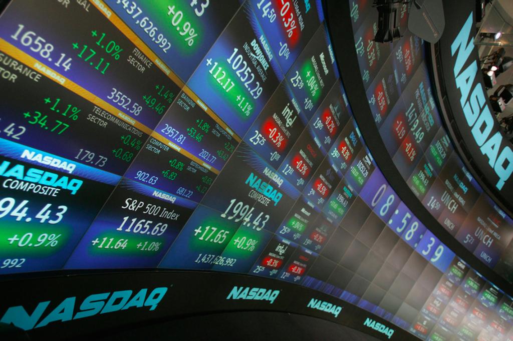 Bolsa de Valores de Nueva York (NYSE).