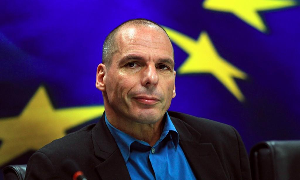 Yanis Varoufakis el nuevo ministro de finanzas griego se enfrenta a la UE