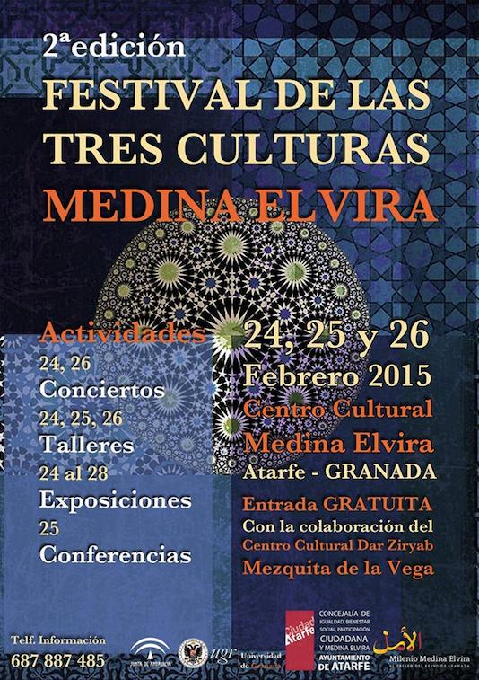 festival tres culturas medina elvira
