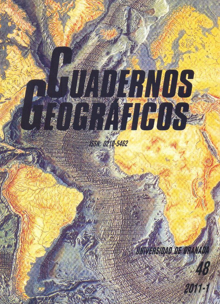 Cuadernos geográficos, 48