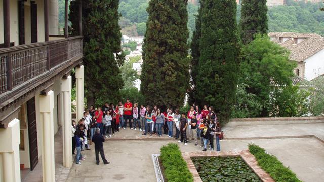La EEA también organiza visitas al instituto para colectivos interesados
