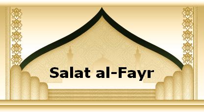 salat al fayr