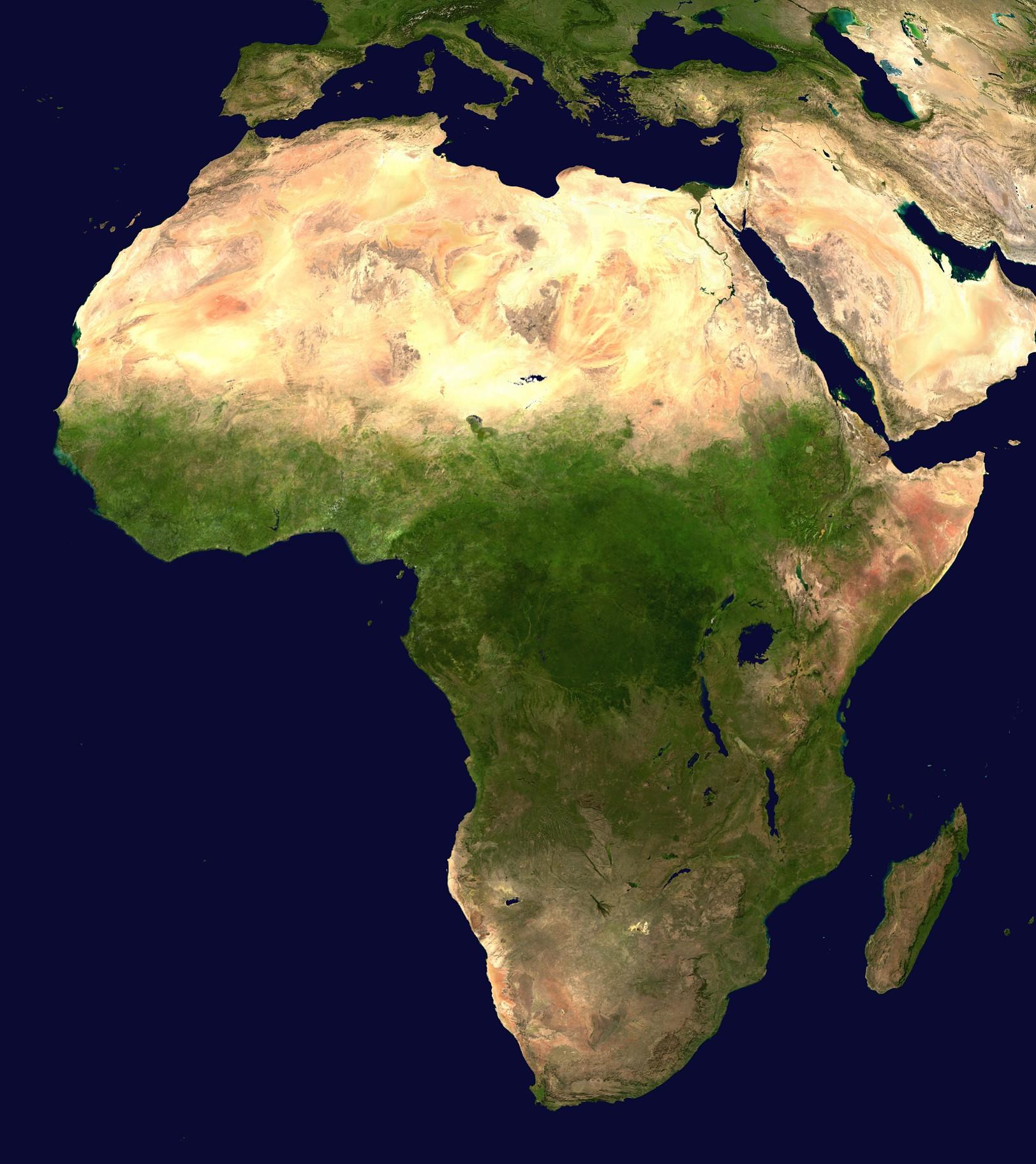 Andalucía triplica exportaciones África