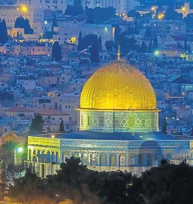 Al-Isrá wal-Mi'ray, el Viaje Nocturno