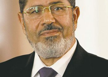 Maya Alleruzzo / The Associated Press Archives  Egyptian President Mohammed Morsi put himself above oversight.